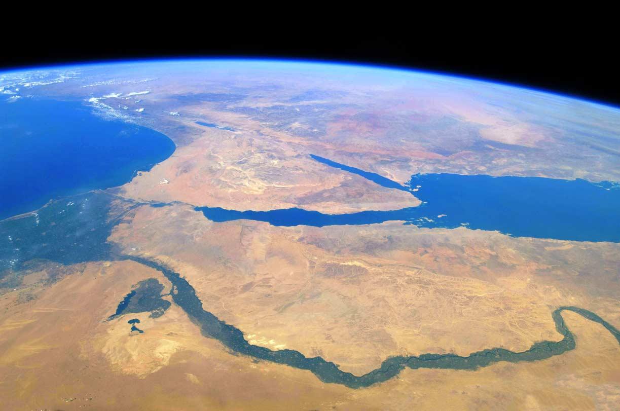 Nile river wallpaper
