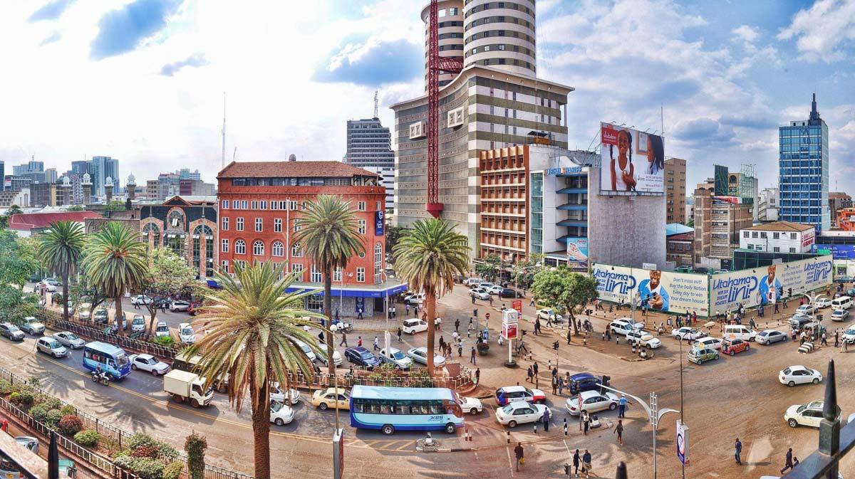 Кения достопримечательности