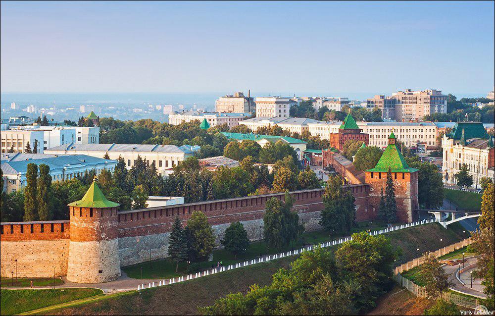 Нижний новгород кремль фото высокого разрешения