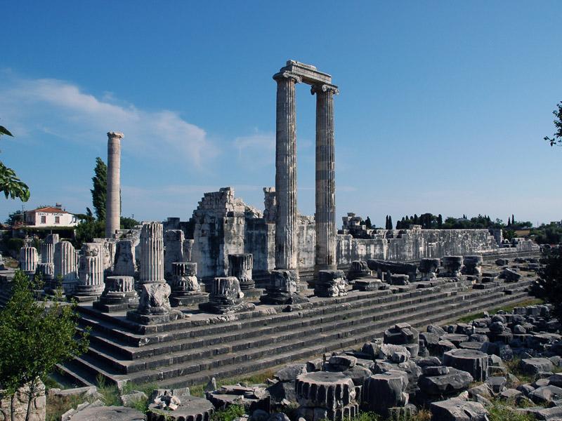 Храм Аполлона в Дидиме