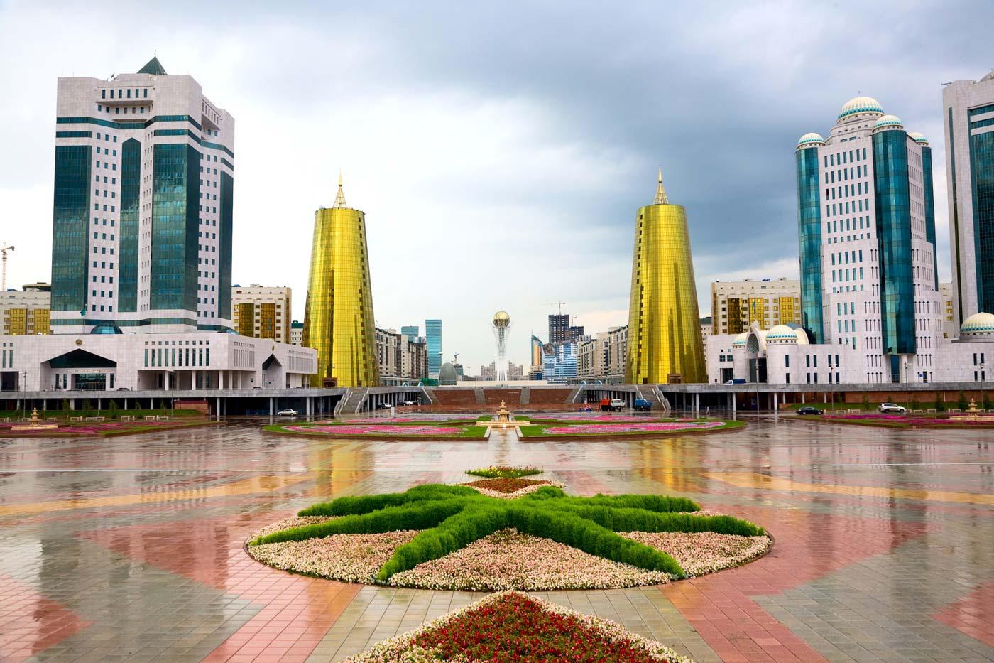 картинки о достопримечательностях казахстана его крышей работают