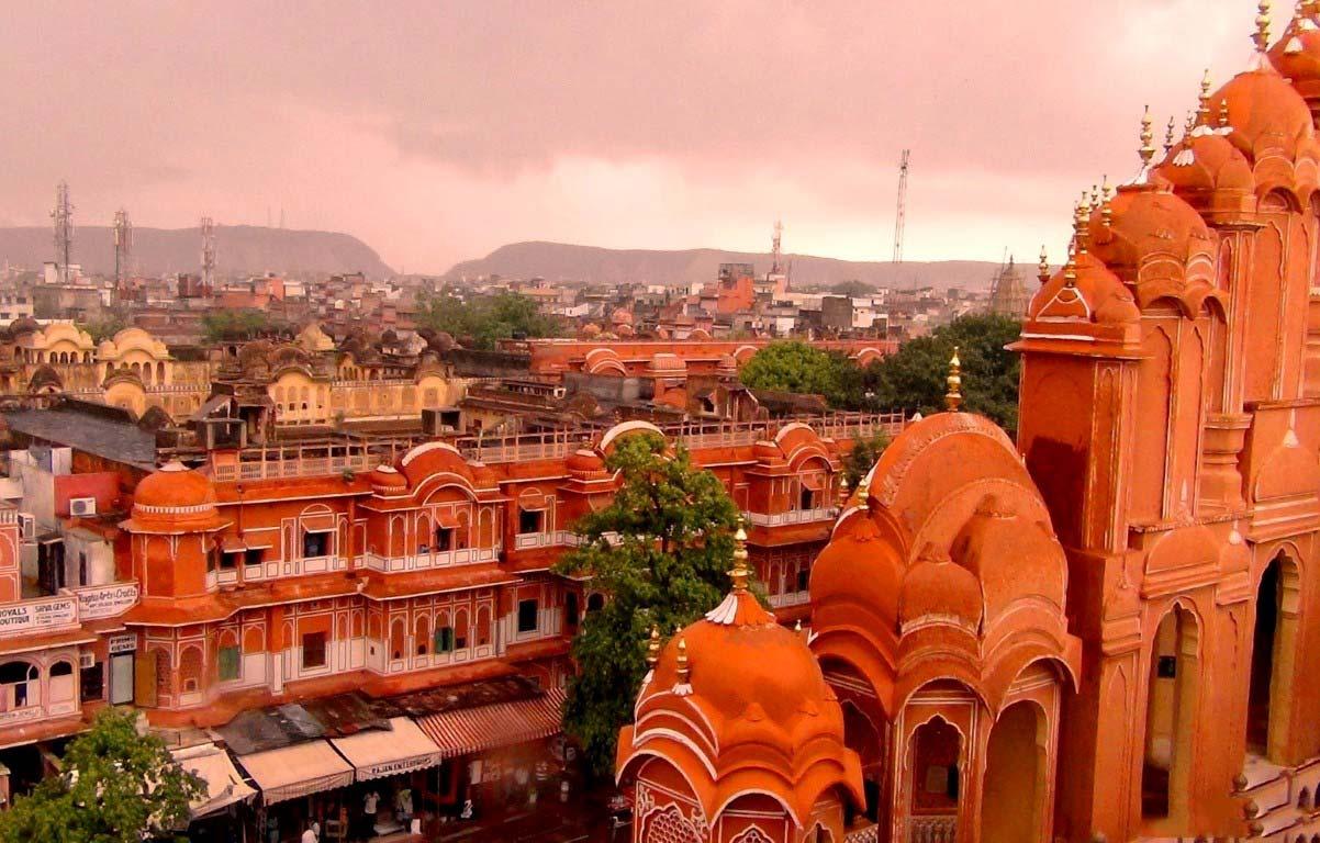 индия фото джайпур