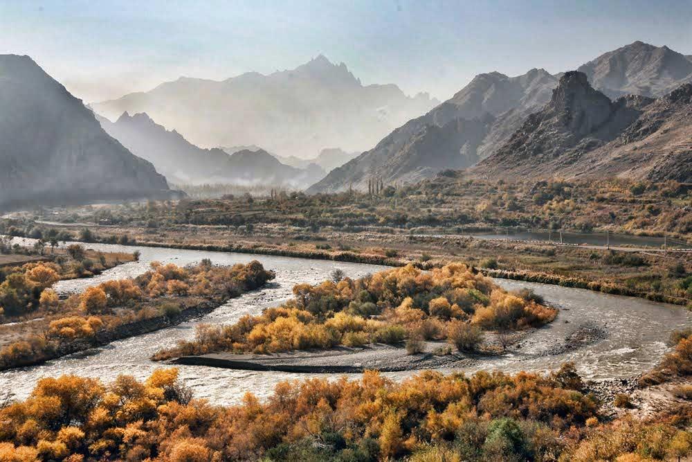 Река аракс фото