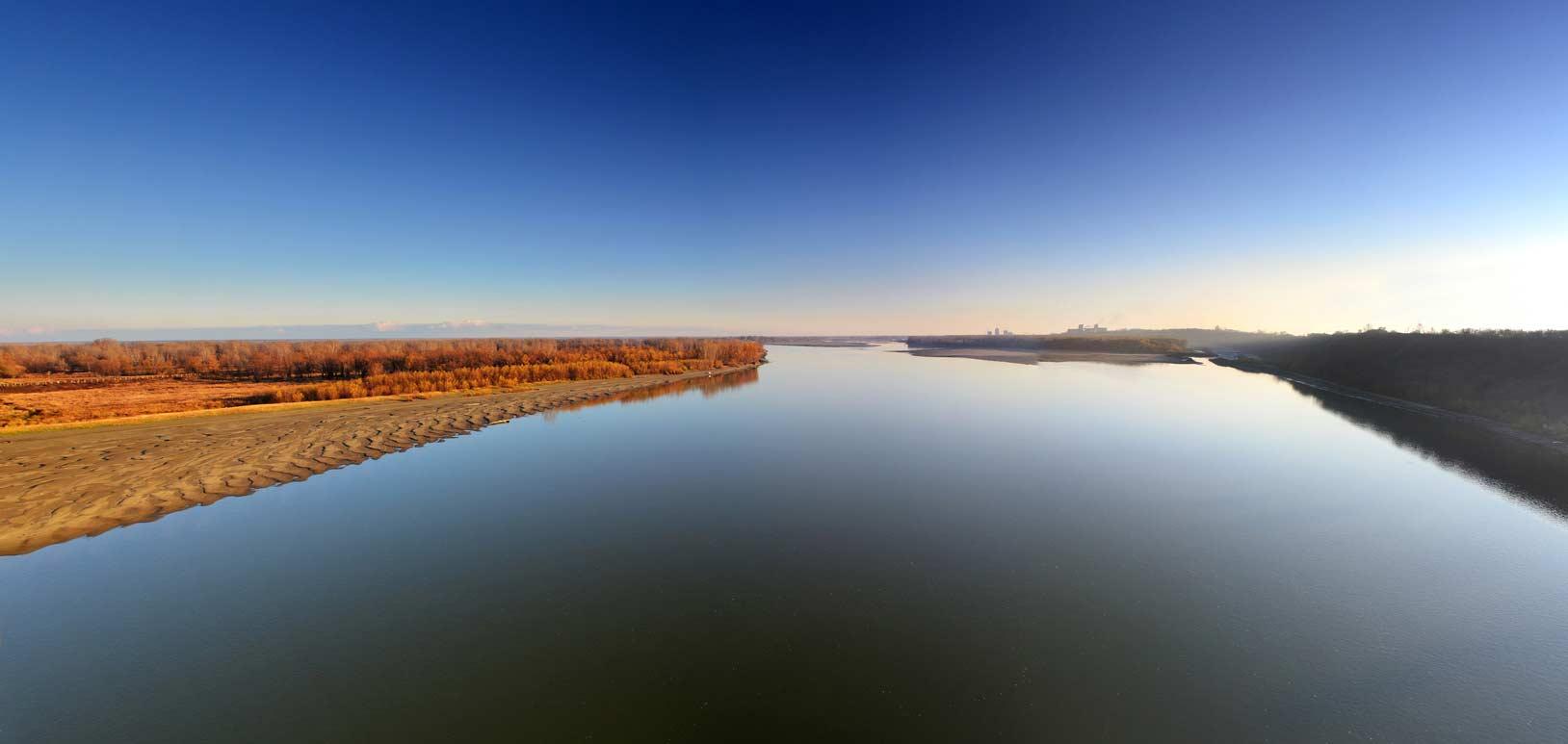 Фотографии реки обь