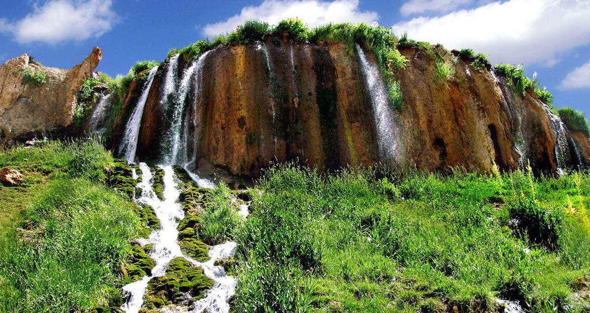Природа Ирана