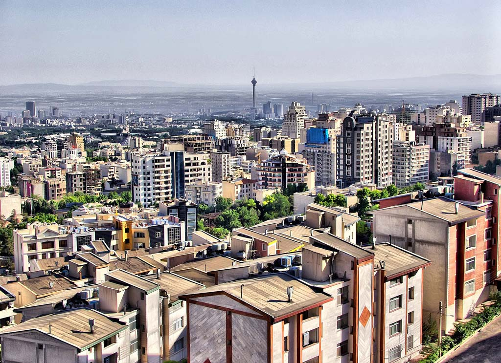 Города Ирана