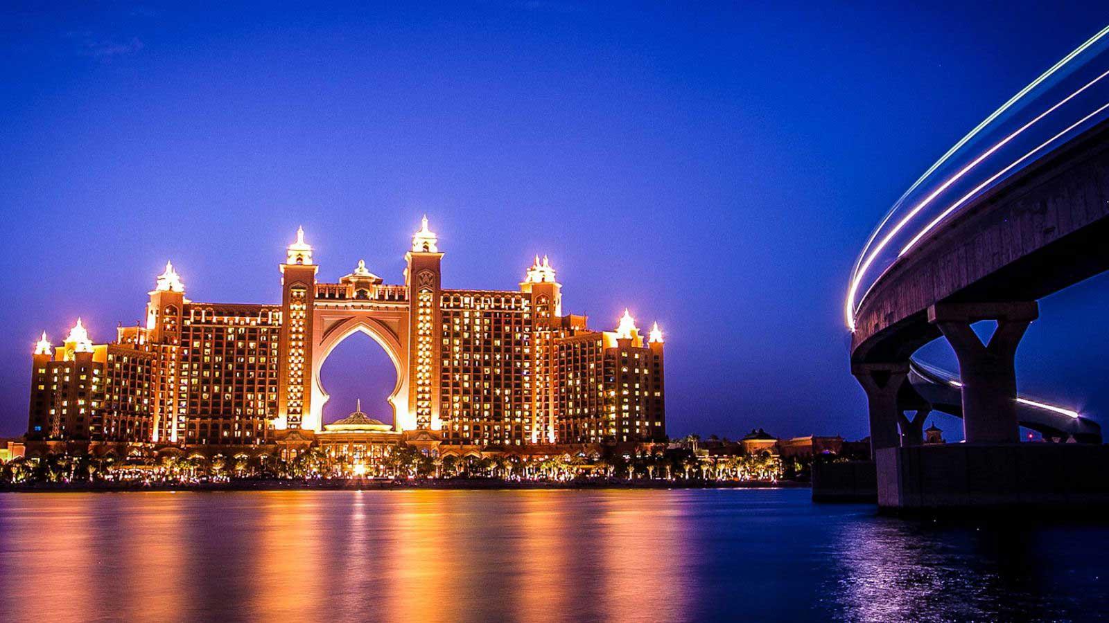 Фоновые картинки арабские эмираты