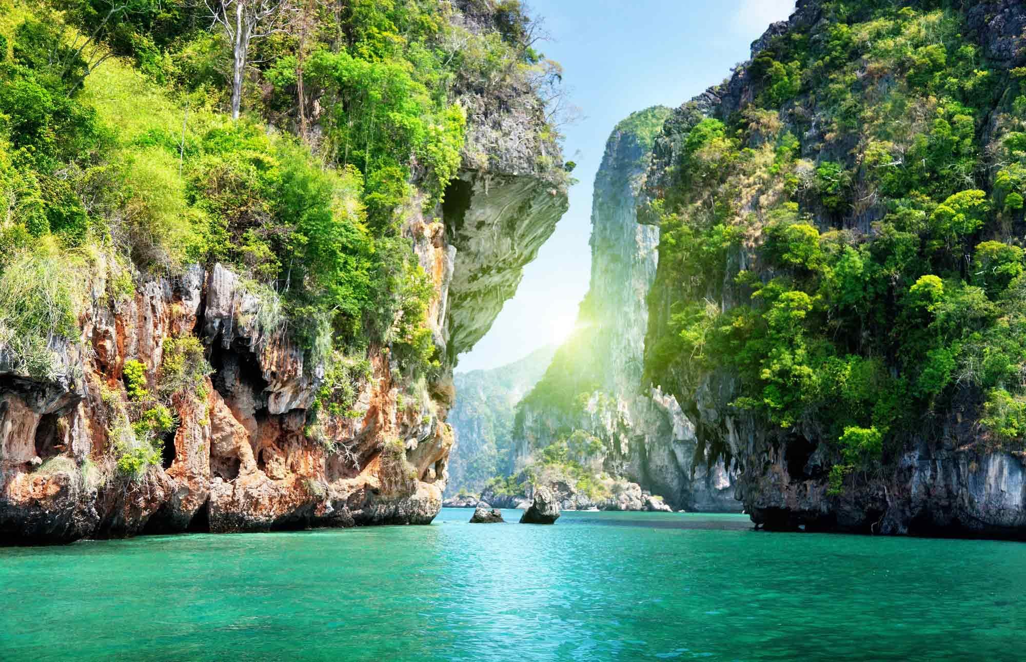 Фото моря тайланда