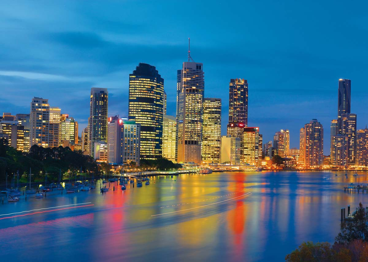Обои австралия, квинсленд, тихий океан. Города foto 19