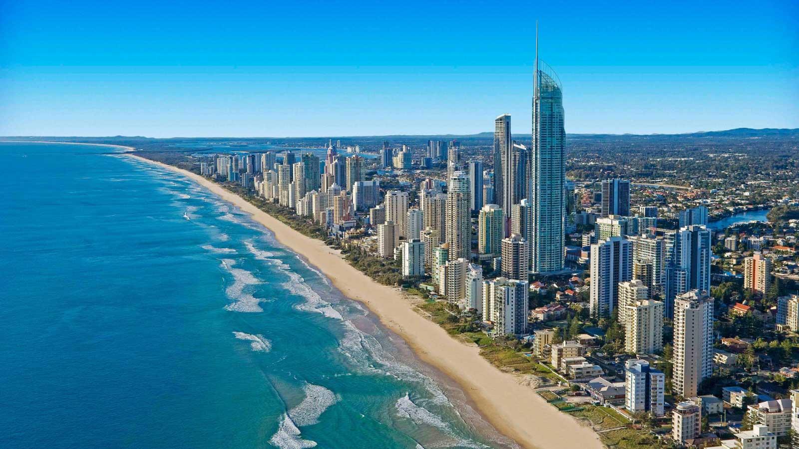 Обои австралия, квинсленд, тихий океан. Города foto 13