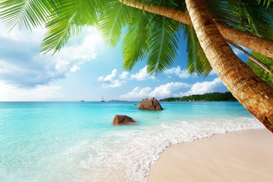 Обои пляж на рабочий стол красивые