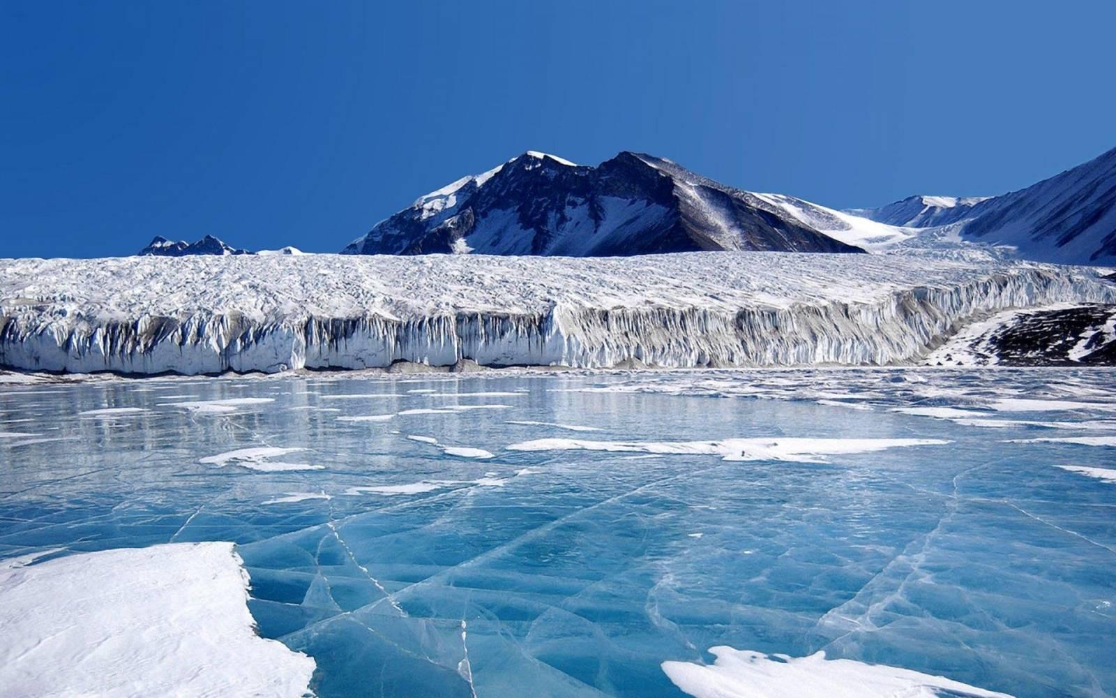 южный полюс зимние фотографии эра