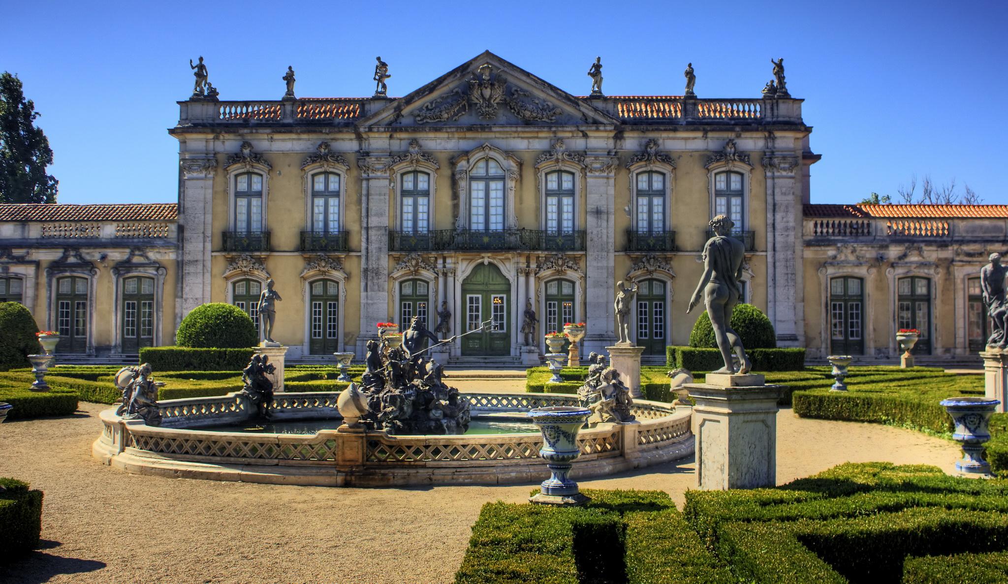 Лиссабон фото дворцы