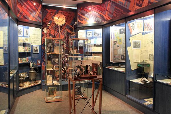 фото музея зощенко заказ сайт производителя