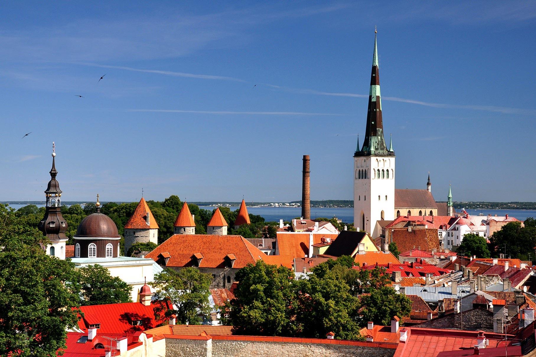 Таллин достопримечательности фото и описание