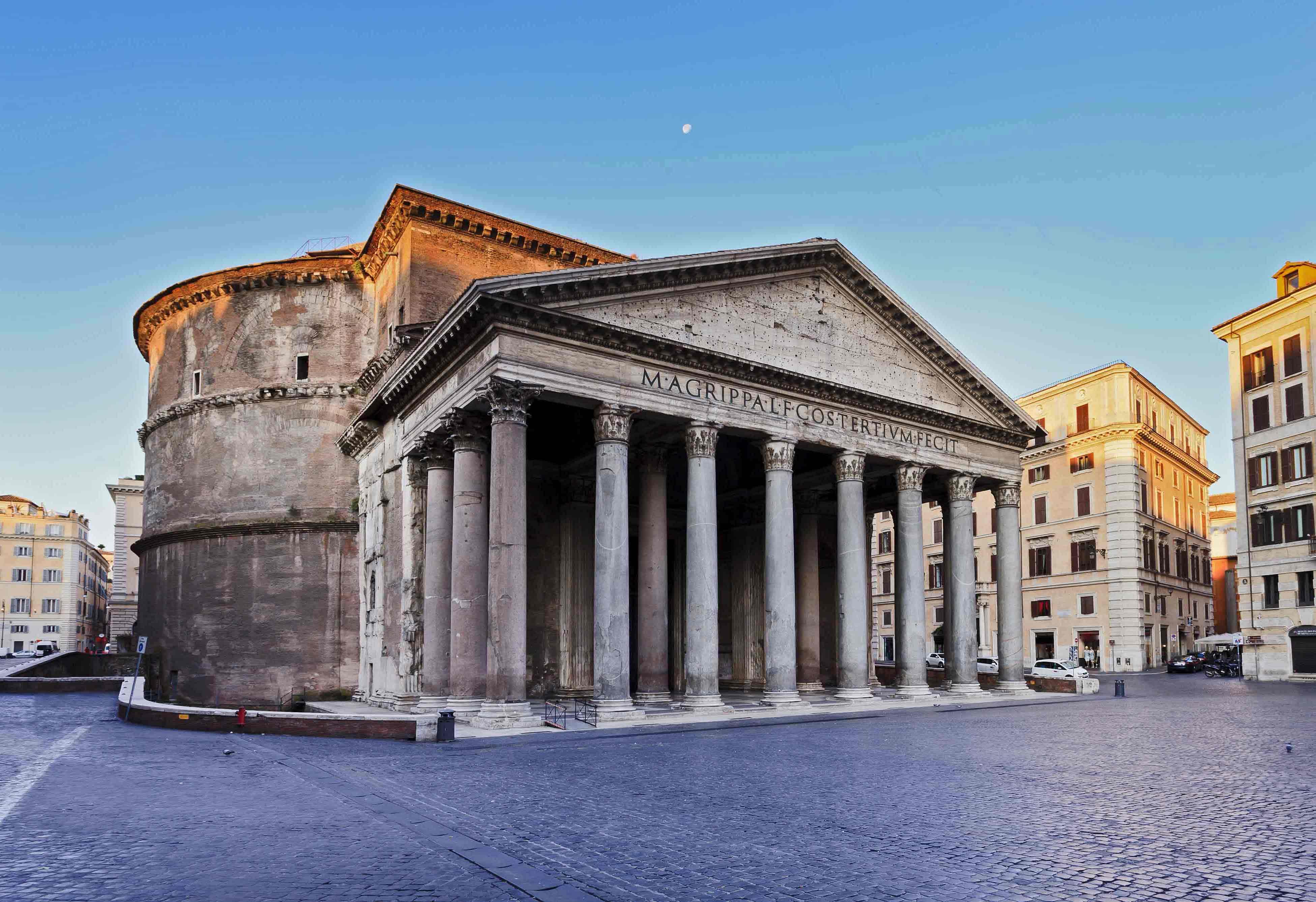 Пантеон рим картинки для