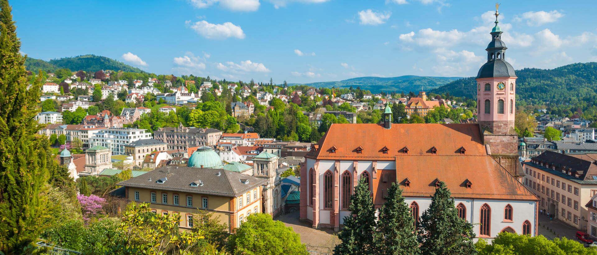 baden baden1 - Как самостоятельно путешествовать по Германии