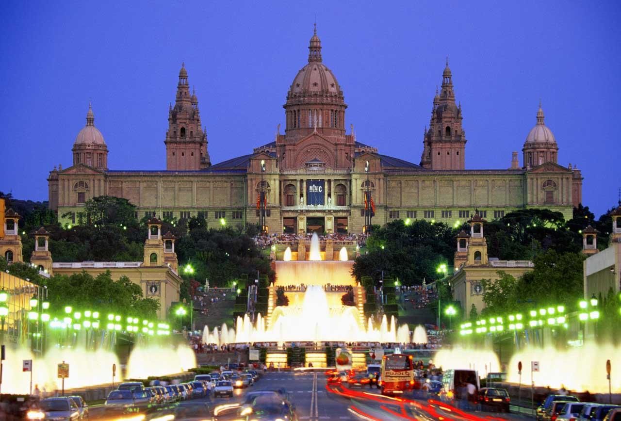 барселона город в испании достопримечательности фото с описанием создаёт изображение предмета