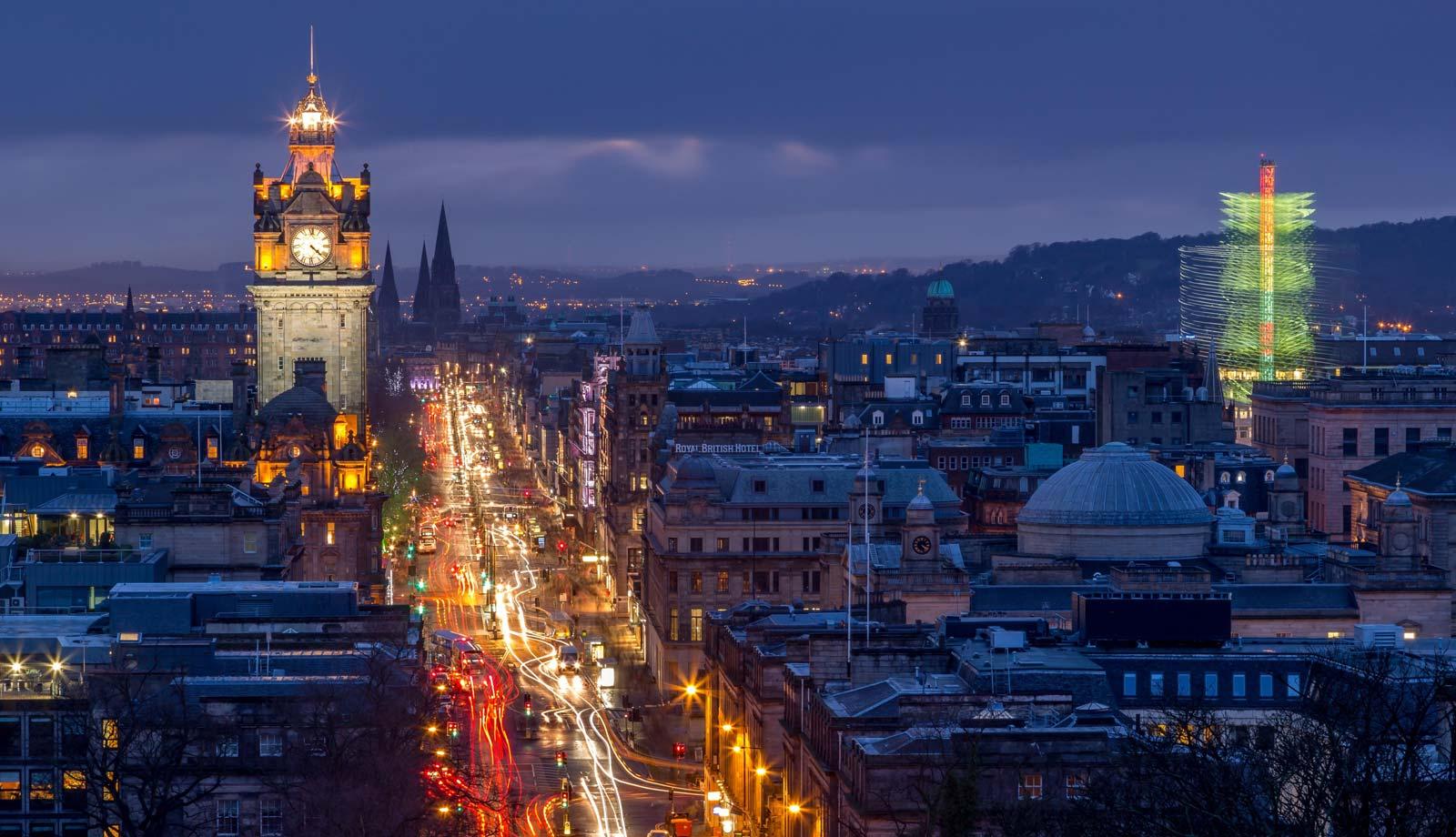 Edinburgh dating nights