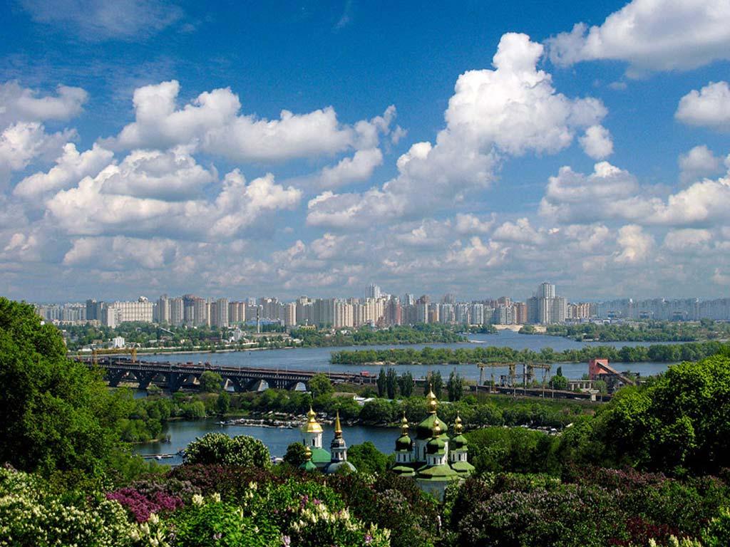 Киев лето картинки