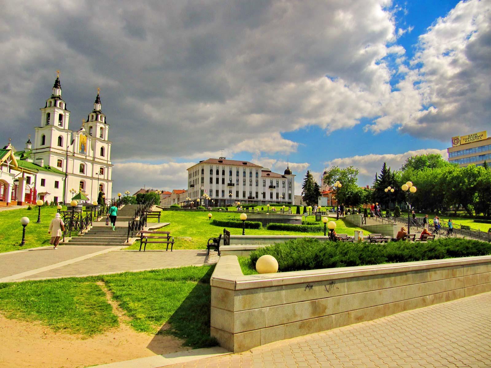Белоруссия город картинки