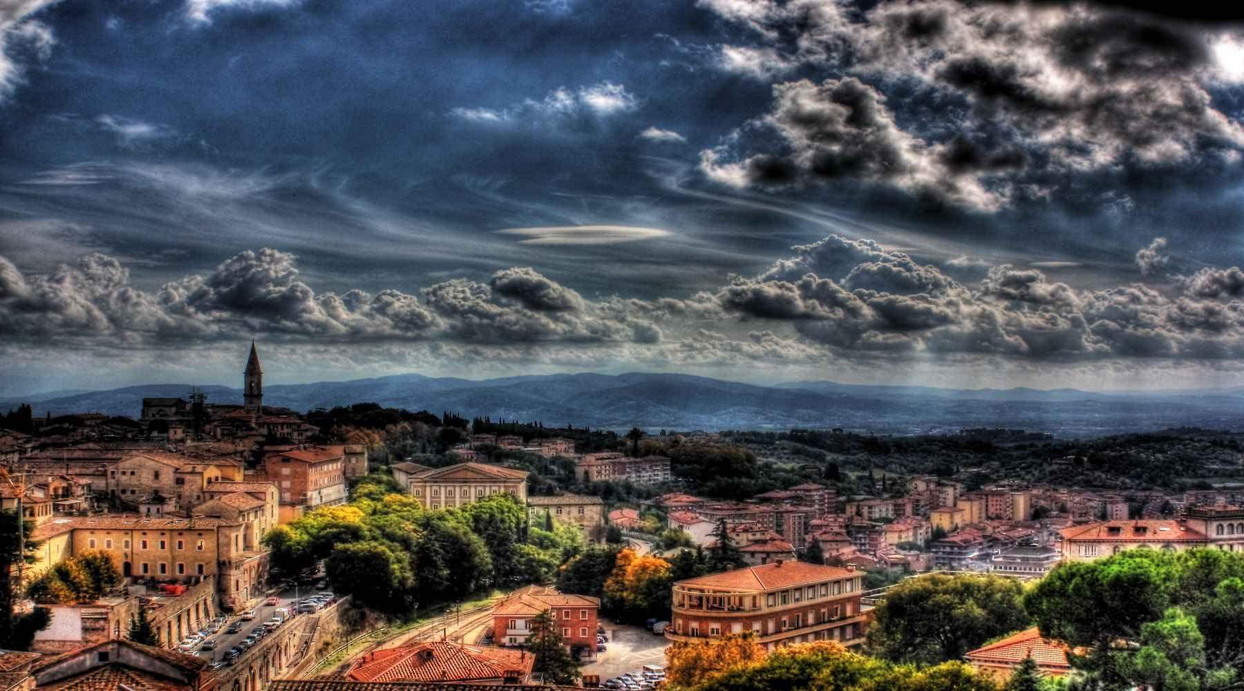 достопримечательности перуджи италия фото