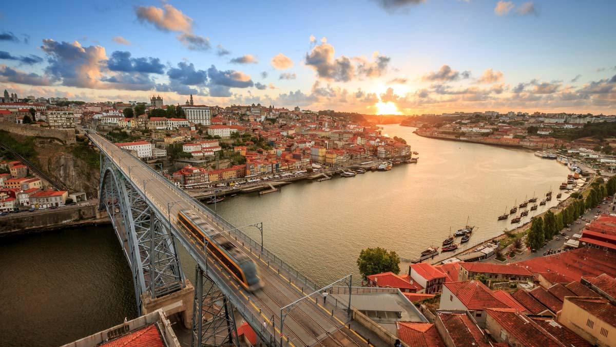 Порту - Португалия