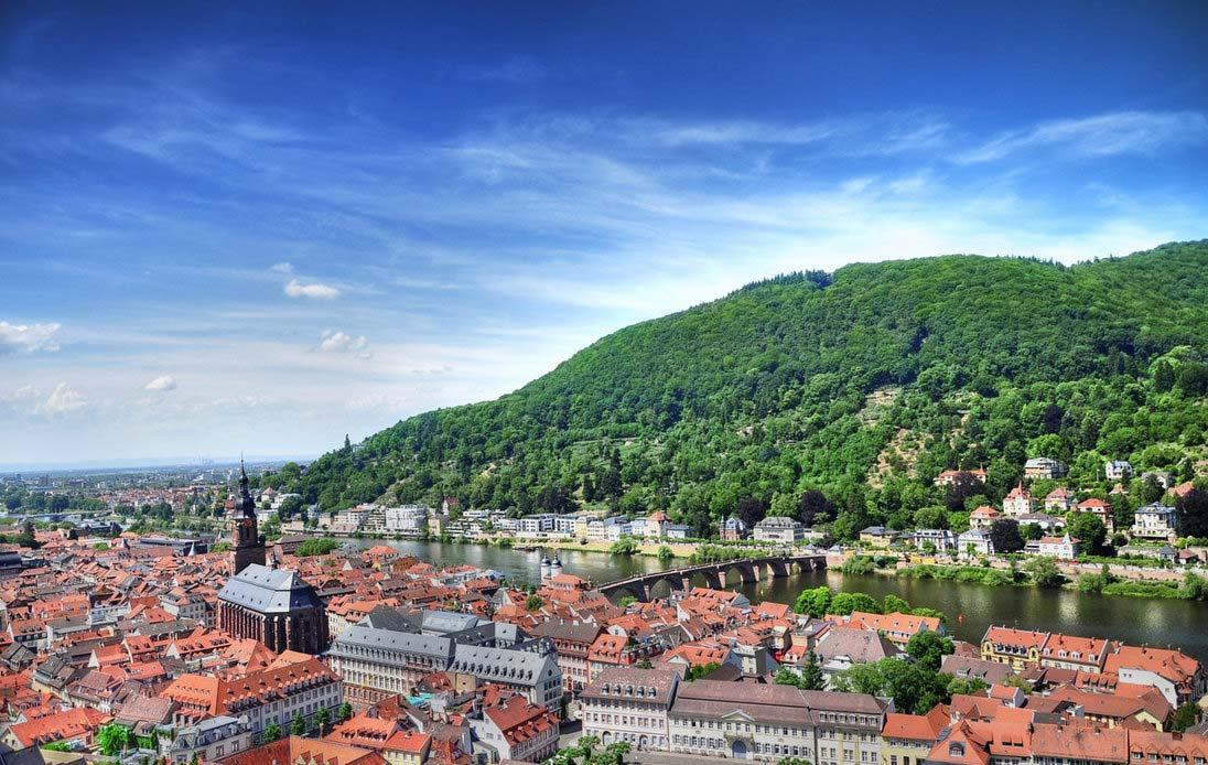 xaydelberg1 - Как самостоятельно путешествовать по Германии