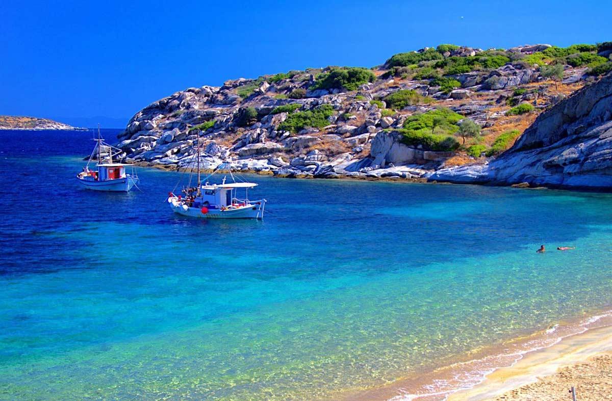 Халкидики греция туры