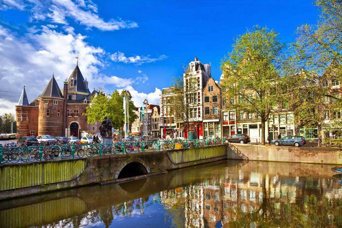 На какой картинке нидерланды