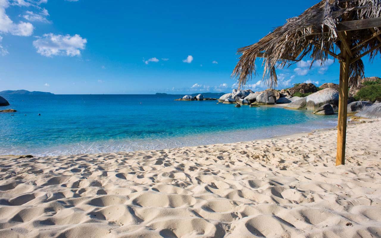 Обои для рабочего стола море пляж турция