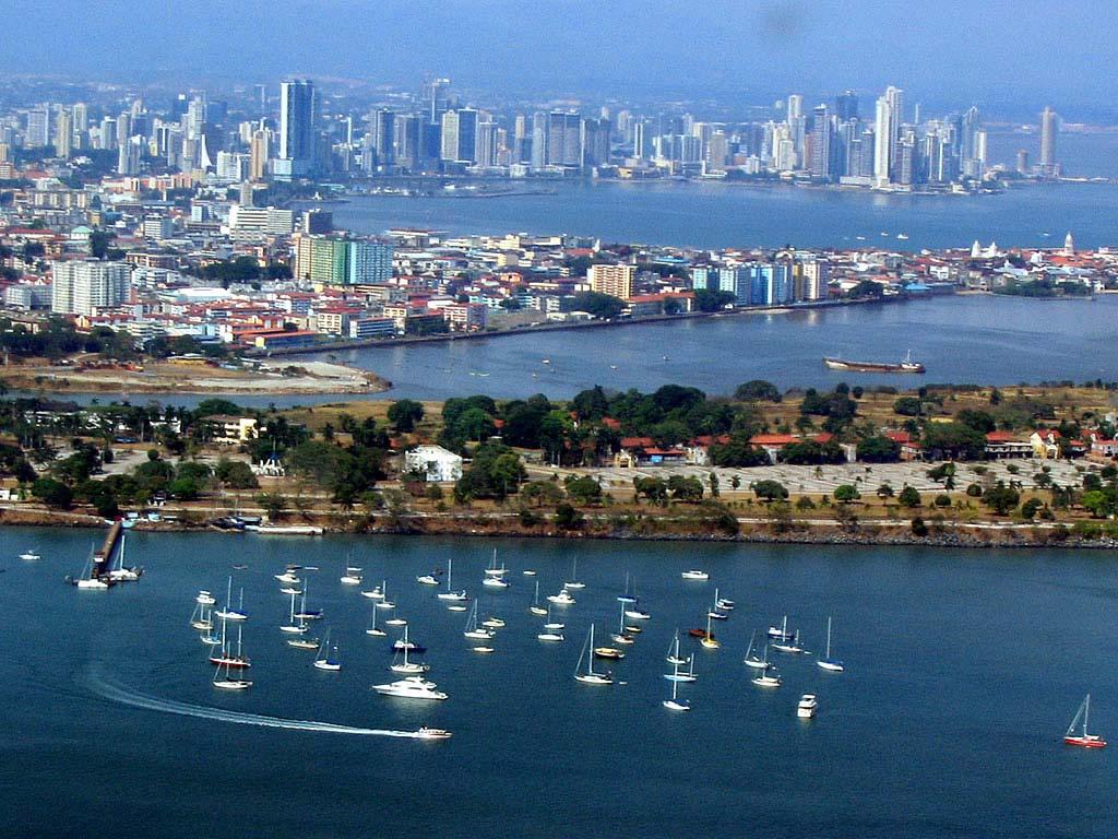 Panama city beach population 2014