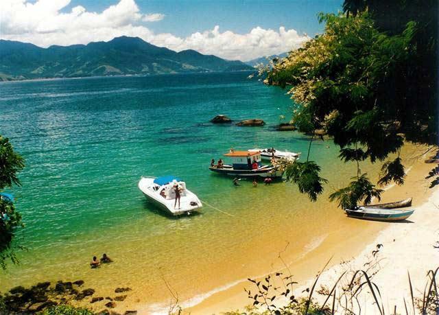 Остров Илья Гранди - информация, фото, туры, отдых