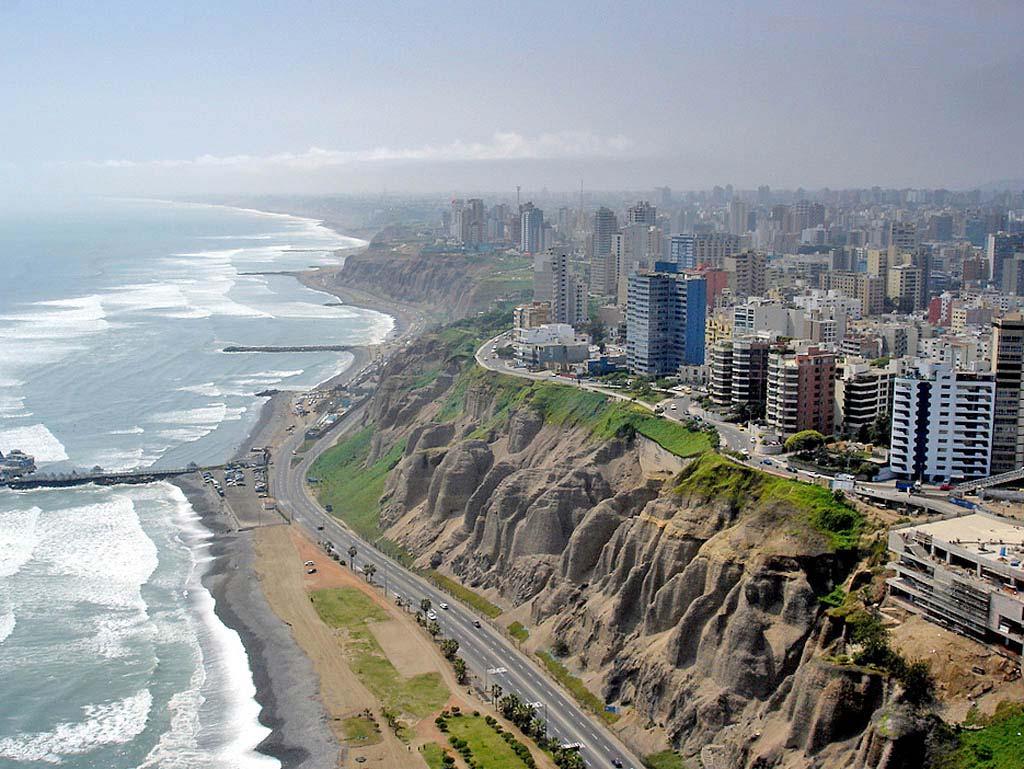 отличие города южной америки с фото этого