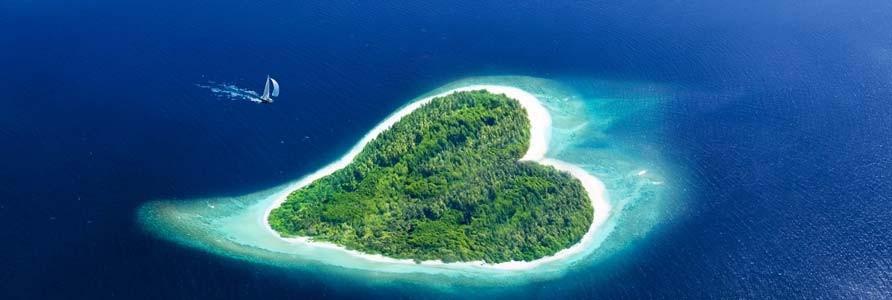Каафу Атолл - Лучшие курорты - Мальдивы - Поиск попутчиков с Triplook | 300x892